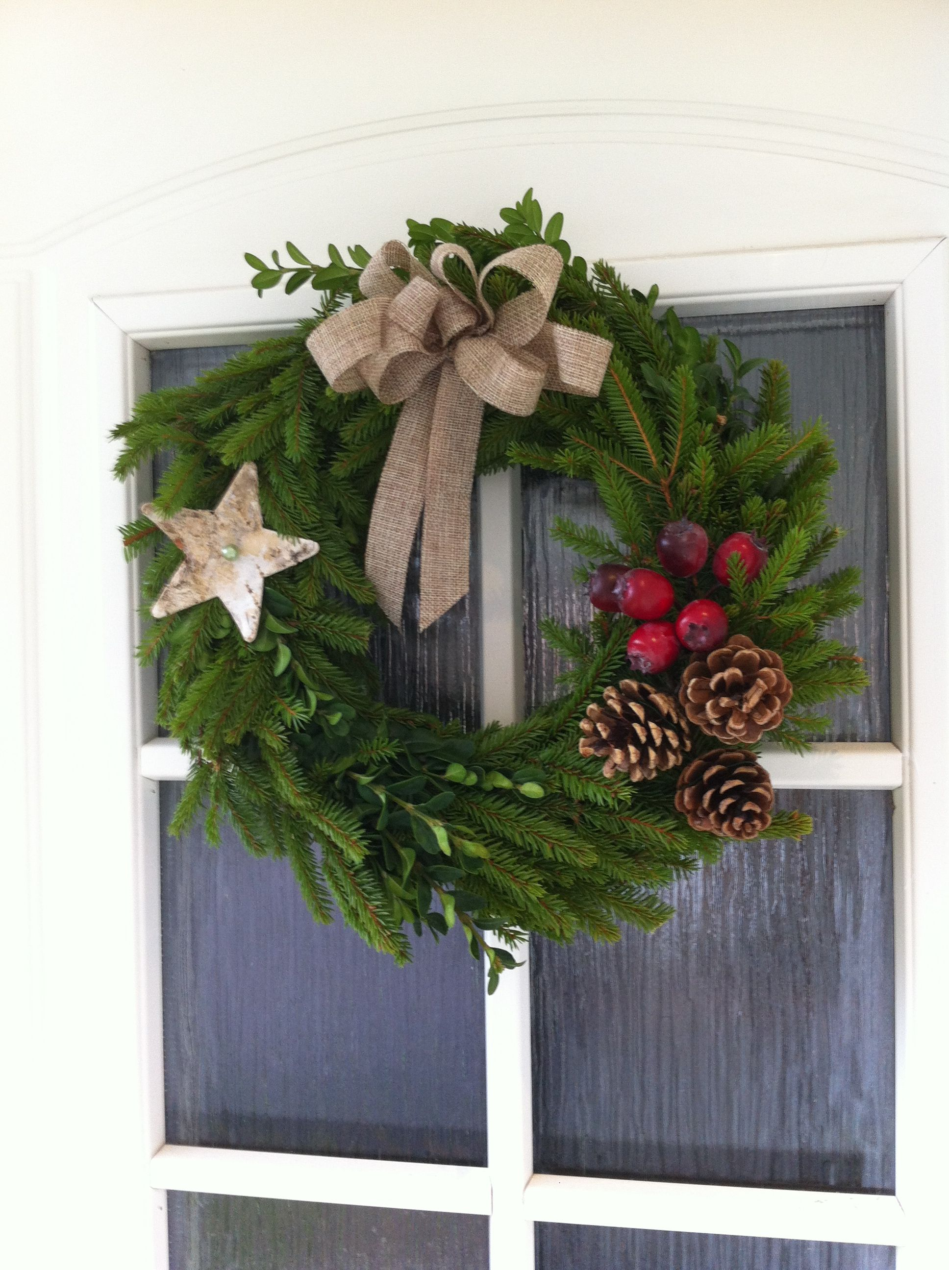 Outdoor Flowers, Hobby Craft, Norma Cano, Advent, Christmas Wreaths, Winter