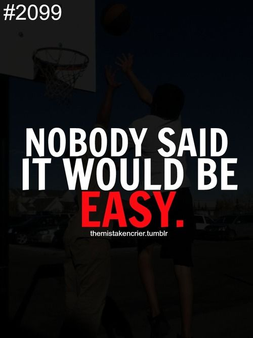 Motivational Basketball Quotes Enchanting Basketball Quotes  Tumblr  Sports3  Pinterest  Sport Quotes . Inspiration Design