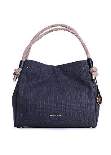5e79eeb2fc85 Michael Kors Anita Large Convertible Shoulder Bag (Brown)