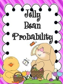 This a great product to get your students excited about probability.  I usually use this lesson after I have introduced the basic concepts of probability and combination.  Great common core activity!You will use jelly beans to: determine likelihood of an event calculate probability There is also a page to practice combinations.