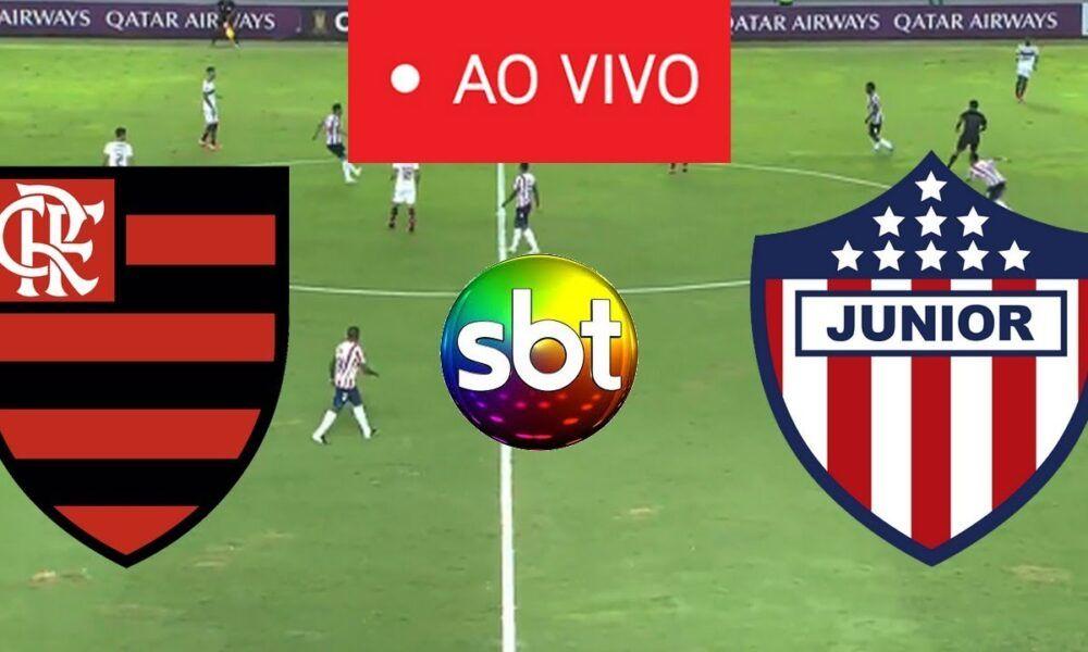 Assista Flamengo X Junior Barranquilla Ao Vivo Online Hd Youtube E Sbt Barranquilla Libertadores Ao Vivo Estadio Maracana