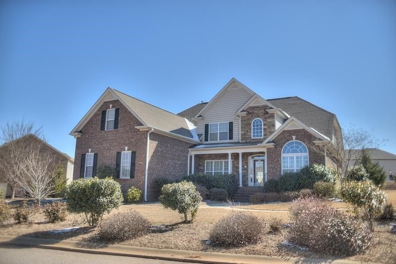 103 Sturbridge Ct. Easley 29642  MUST SEE!! Gorgeous 4 bedroom, 3.5 bath home is full of lovely upgrades. Moldings, hardwood floors, home theatre, intercom system, heated/cooled garage, and so much more! This house has a space for everyone in the family!