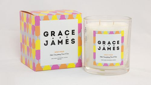 Grace and James Candles Co.