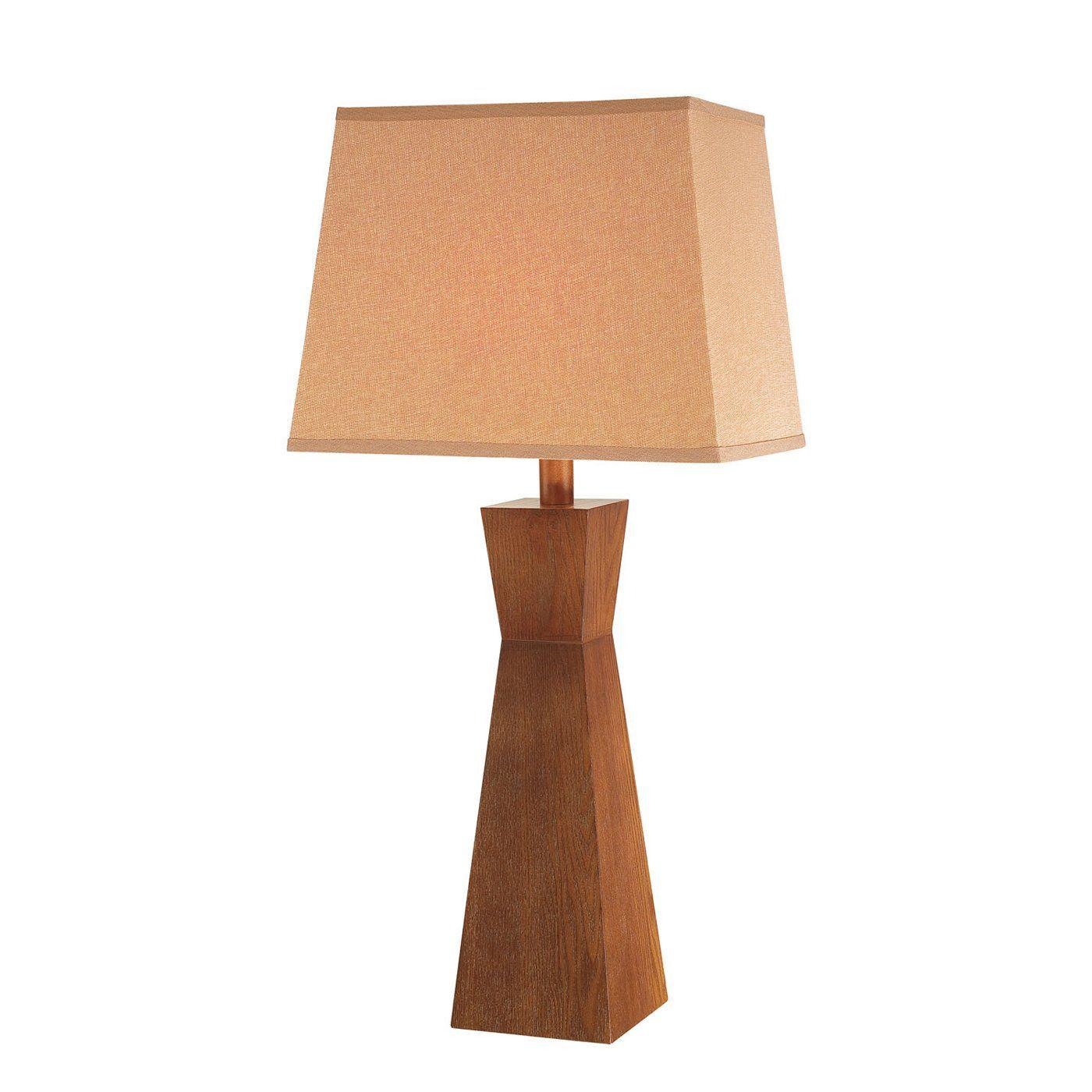 Lite Source LS21386 Table Lamp, Tan Lighting Universe