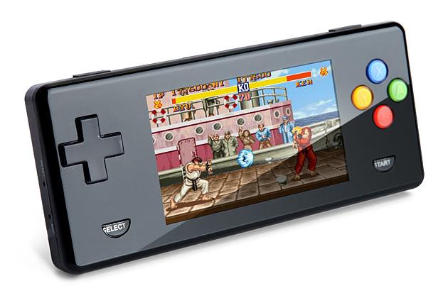 a380 Pocket Retro Game Emulator Man of Many Classic