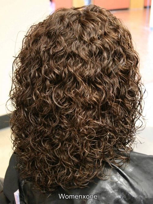 Wash And Wear Hair Perms Curls To Straight Perm Hairstyle