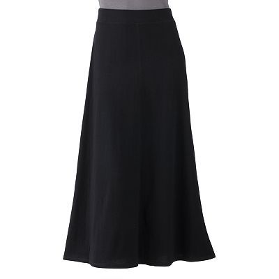 SONOMA life + style A-Line Maxi Skirt - Petite