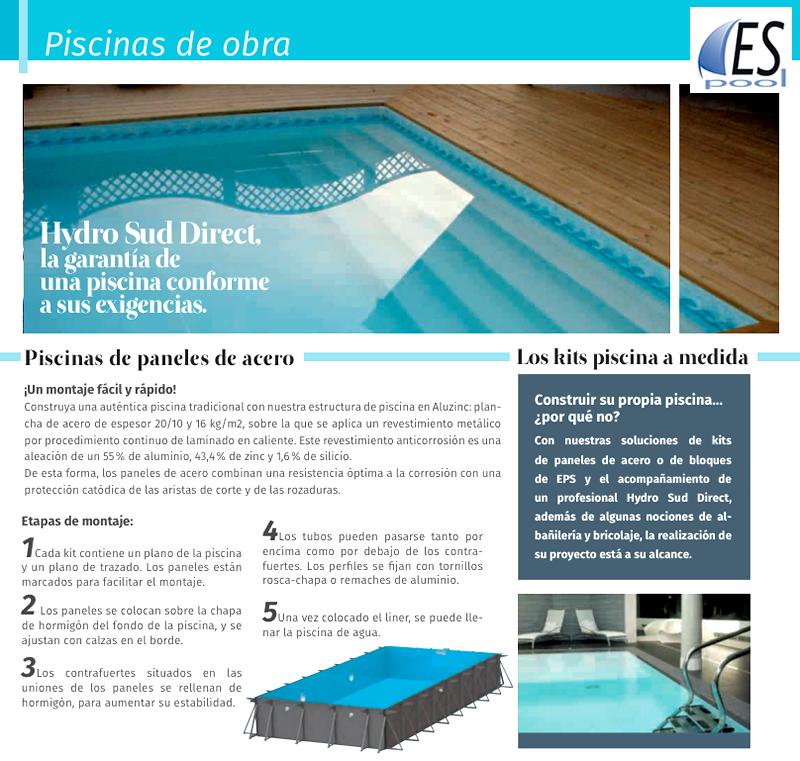 17 mejores ideas sobre piscinas de acero en pinterest for Piscinas de acero