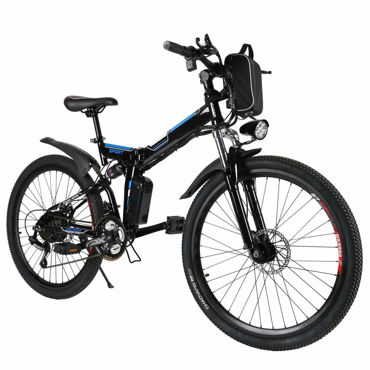 Top 10 Best Electric Mountain Bikes in 2018