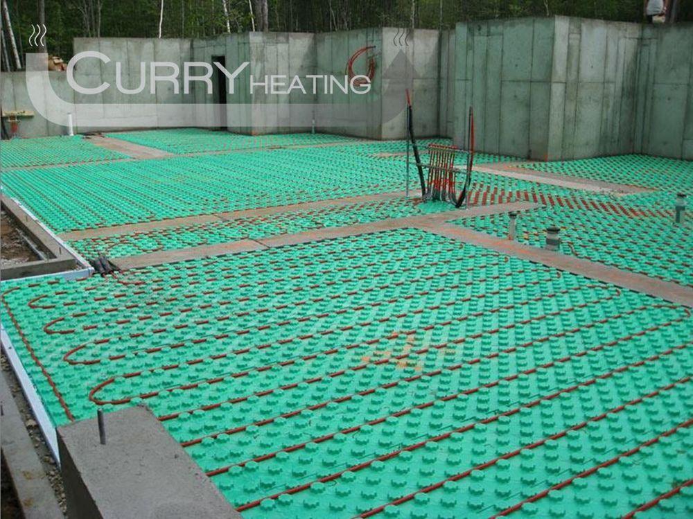 1600 Sq Ft 2 Crete Heat Insulated Floor Panels 200 Bags Of 8 Creteheat Floor Insulation Flooring Paneling
