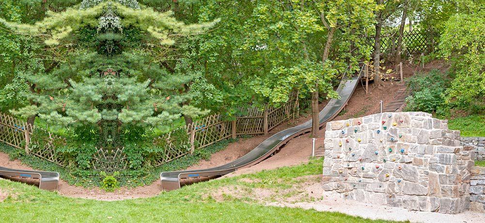 atlantics GmbH   Manufacturer of Play Slides   Double Wall Slide   Hangwellenrutschen   Slides