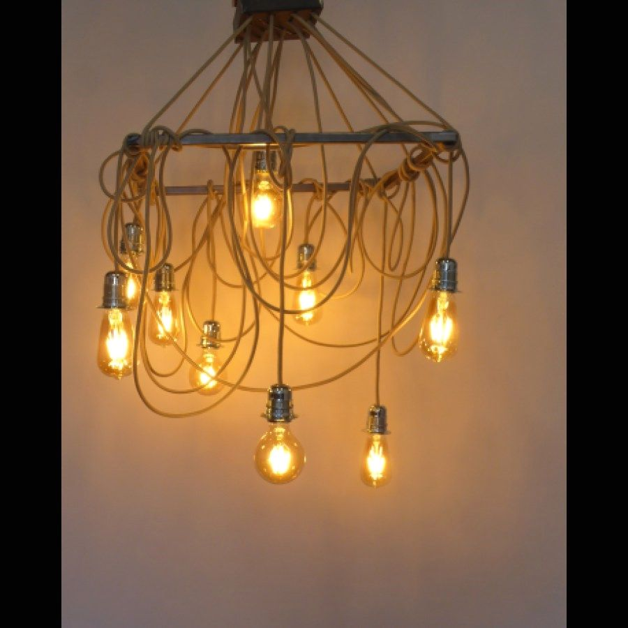 vintage industrial lighting ideas creative vintage industrial style rh pinterest com