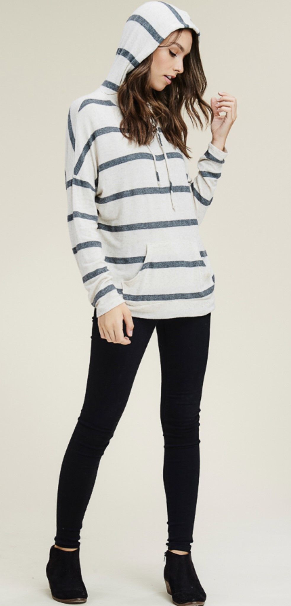 2230273dbec283 Beauty Nap Pull Over Hoodie Top — Koket Boutique