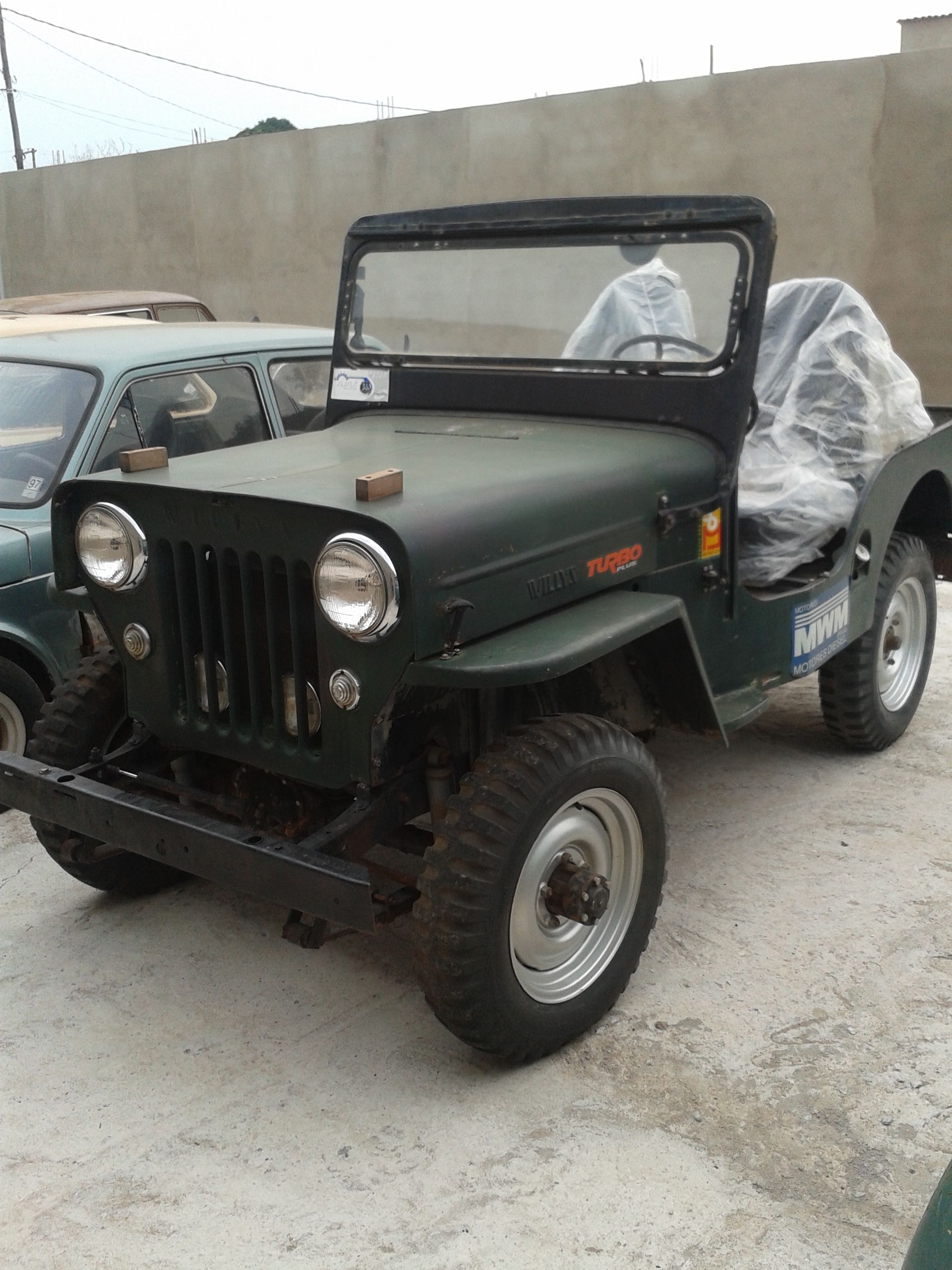 1957 Jeep Willys Willys Willys Jeep Jeep