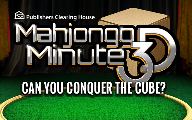 Play Mahjongg Minute 3D online for free at PCHgames