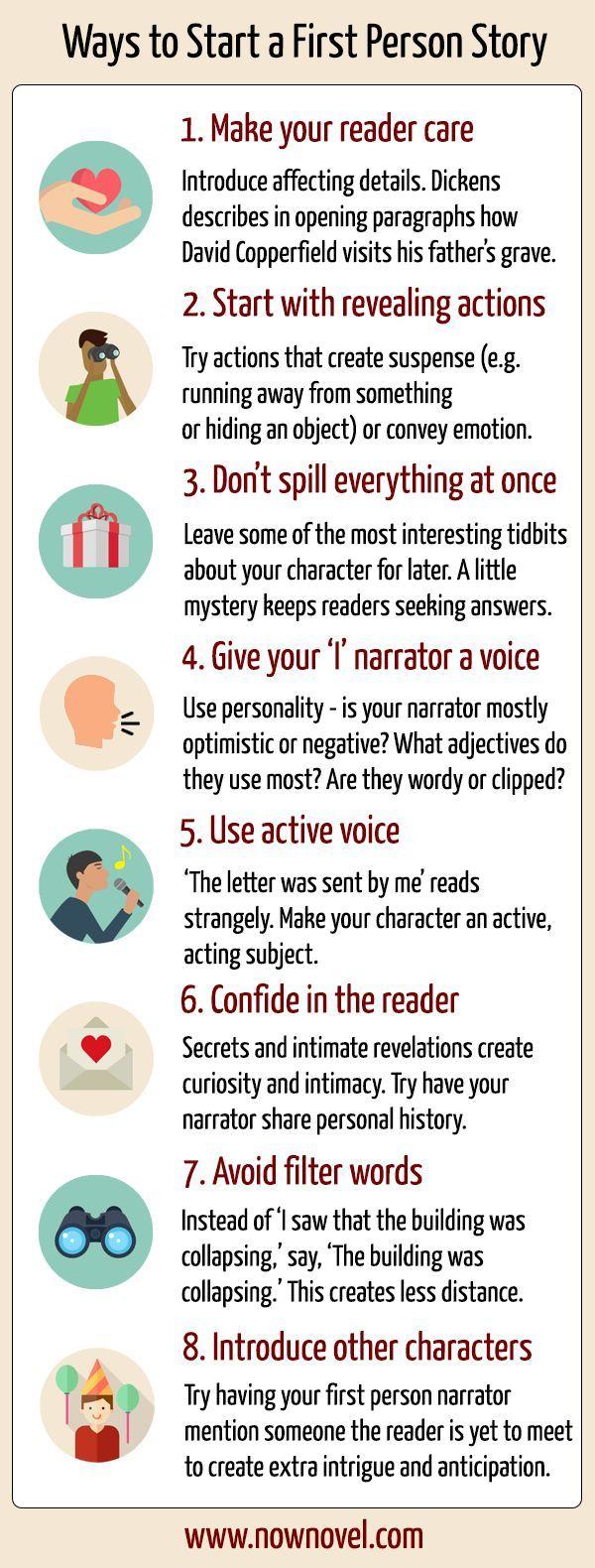 pin on writing advice