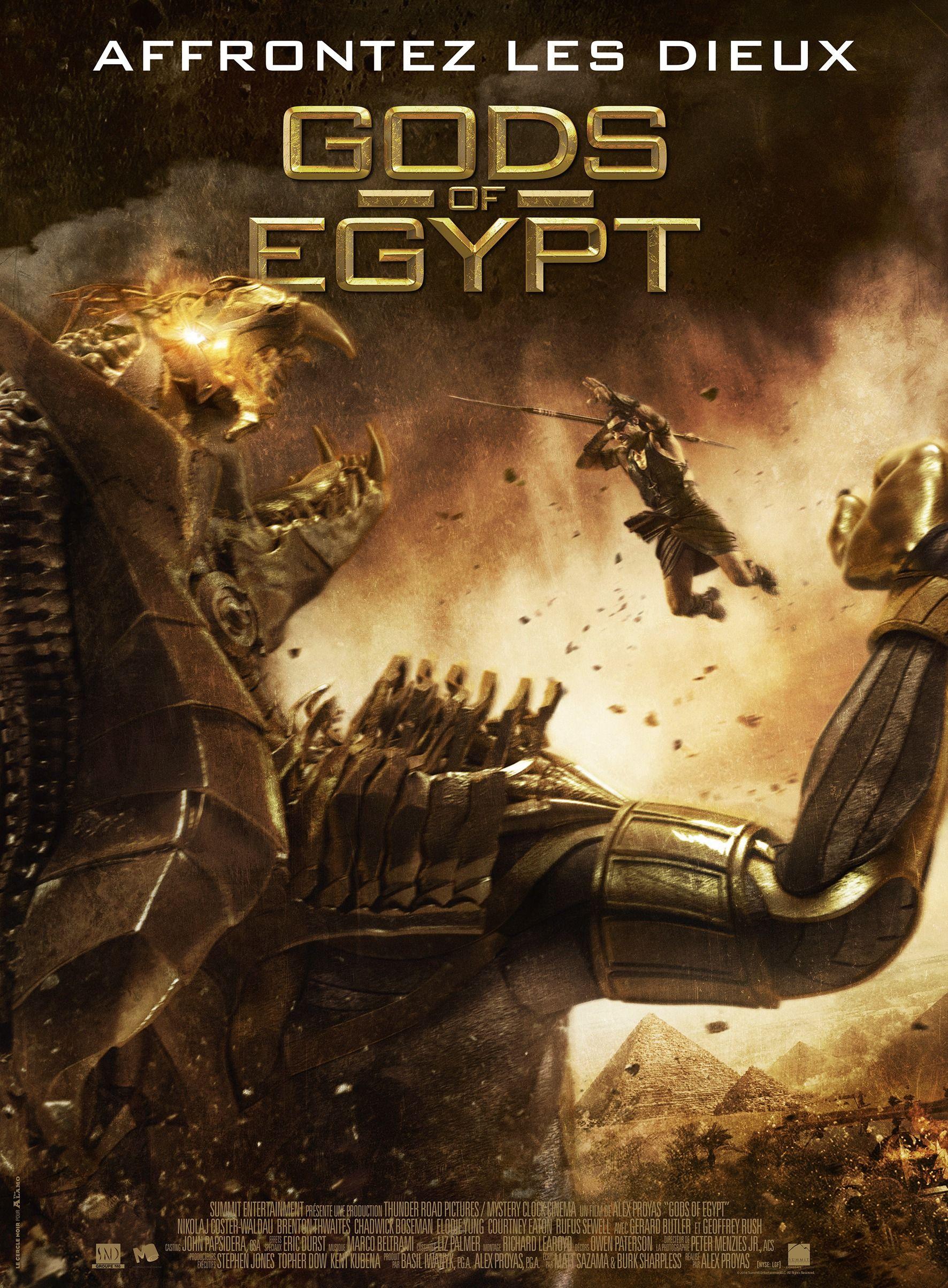 Gods Of Egypt Hd Stream