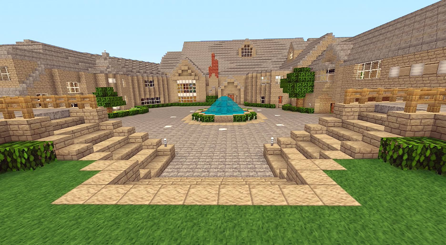 17 Best images about Minecraft Mansions on Pinterest Mansions Cool minecraft  creations and Modern houses. Minecraft Mansion Tutorial