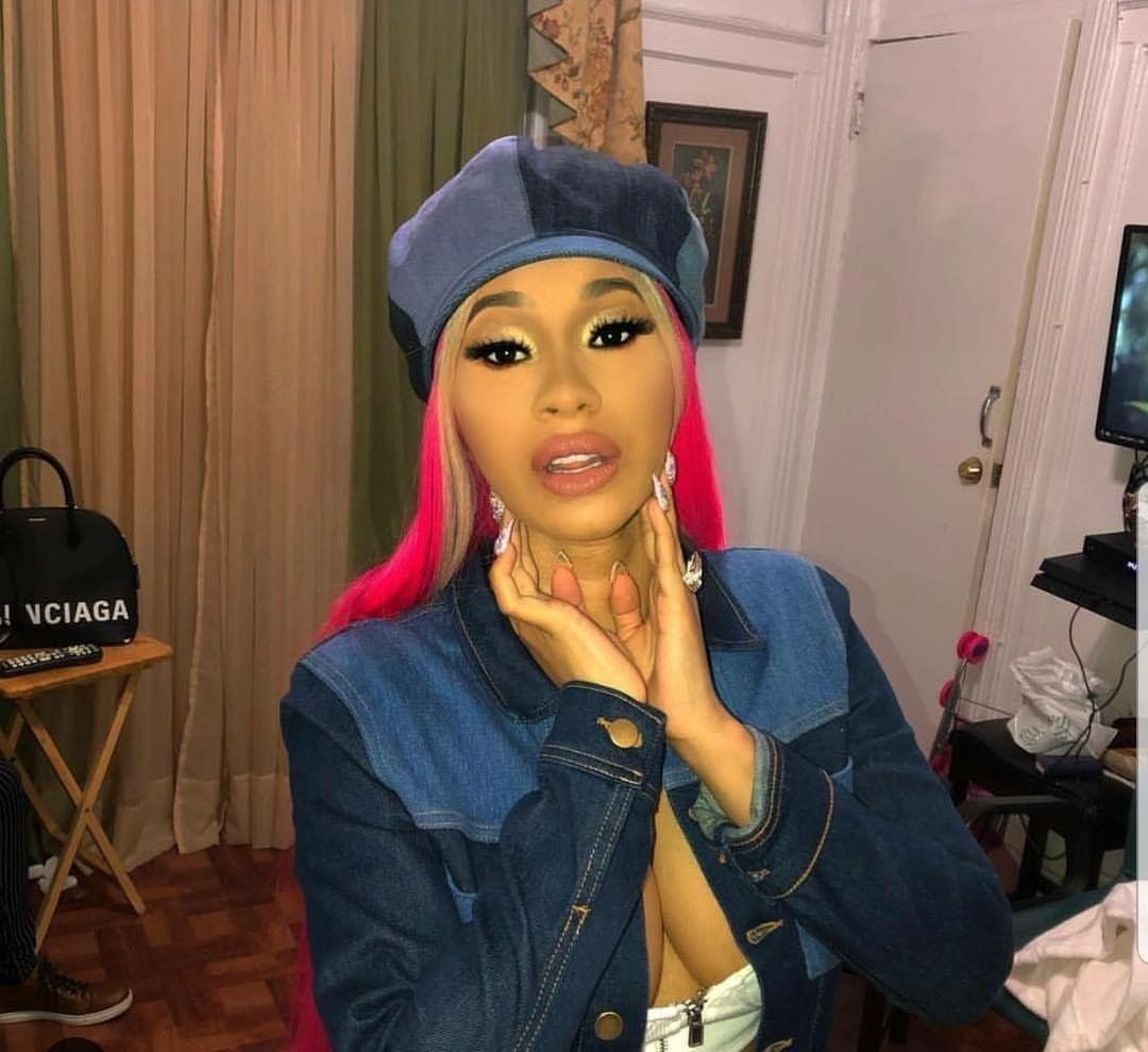 Model Sues Rapper Cardi B Over Naughty Album Cover: Pin By Proud To Be West Indian On CardiB (With Images