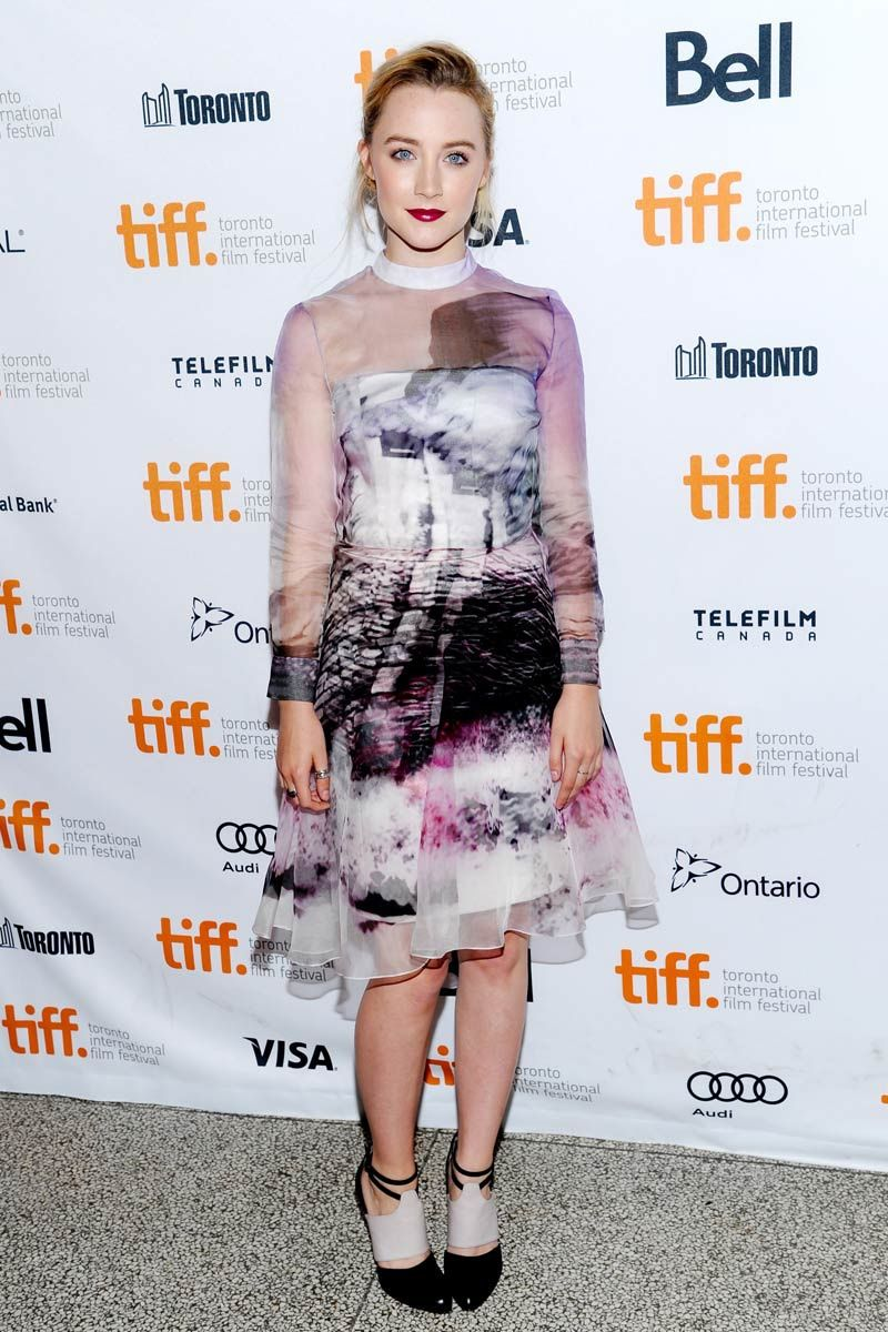 TIFF. Saoirse Ronan