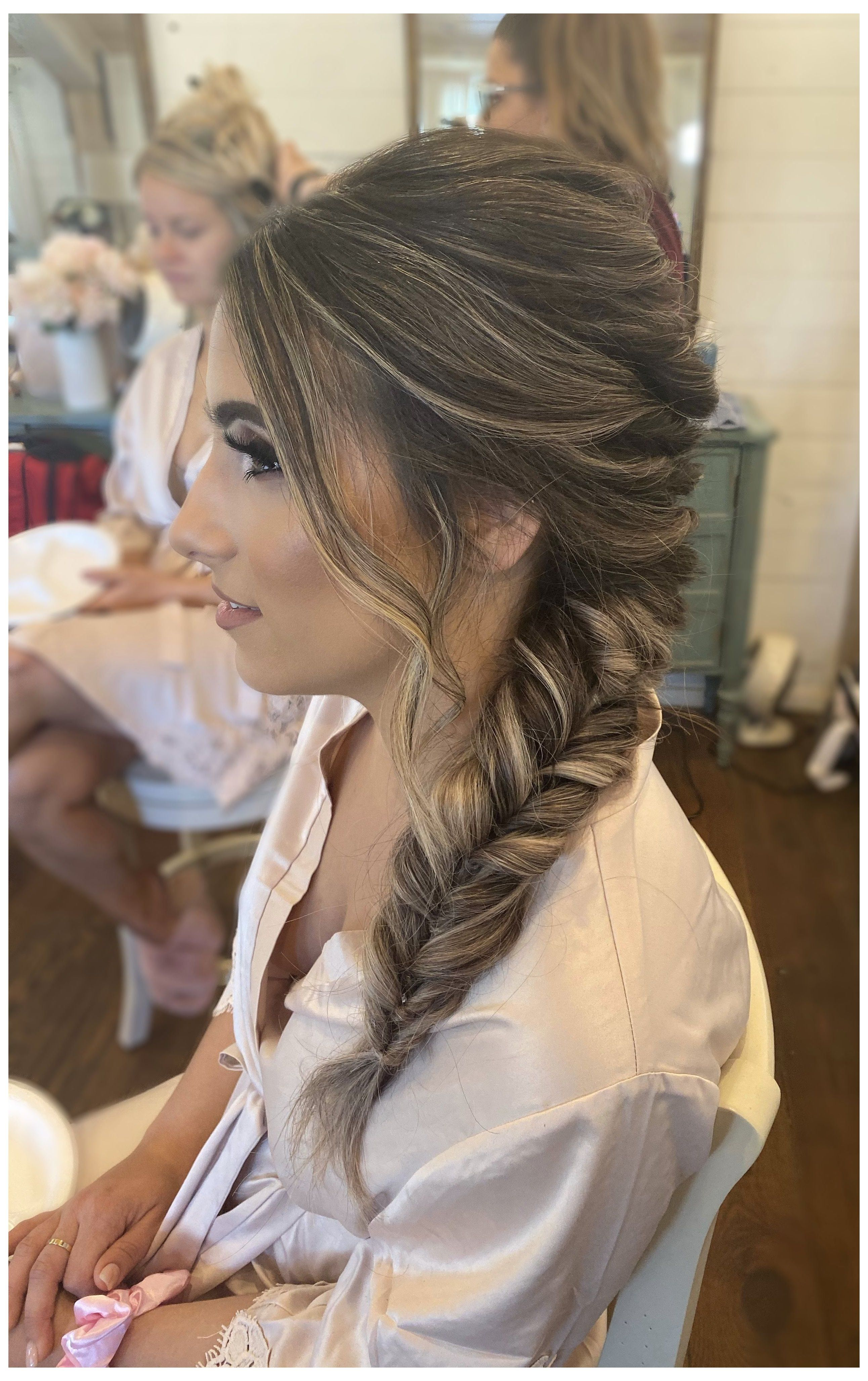 37+ Fishtail braid wedding hairstyles trends