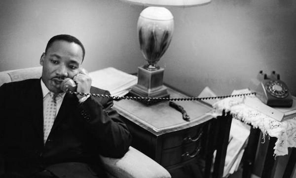 14oct1964 Dr Martin Luther King Jr Wins The Nobel Peace Prize