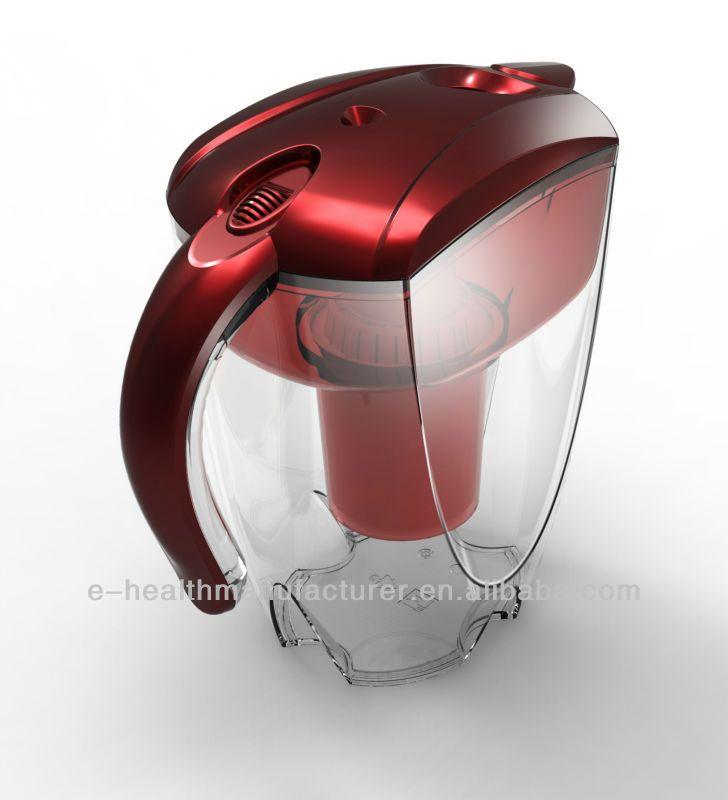 Ph water ionizing pitcher