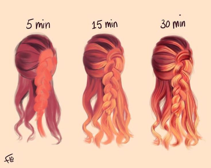 Artist Shows How Much Time She Actually Needs To Perfect One Drawing -