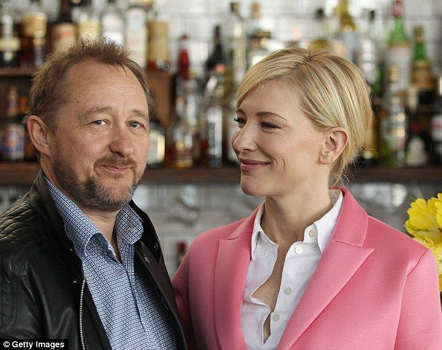 Cate Blanchett Steps Out With Husband Andrew Upton Cate