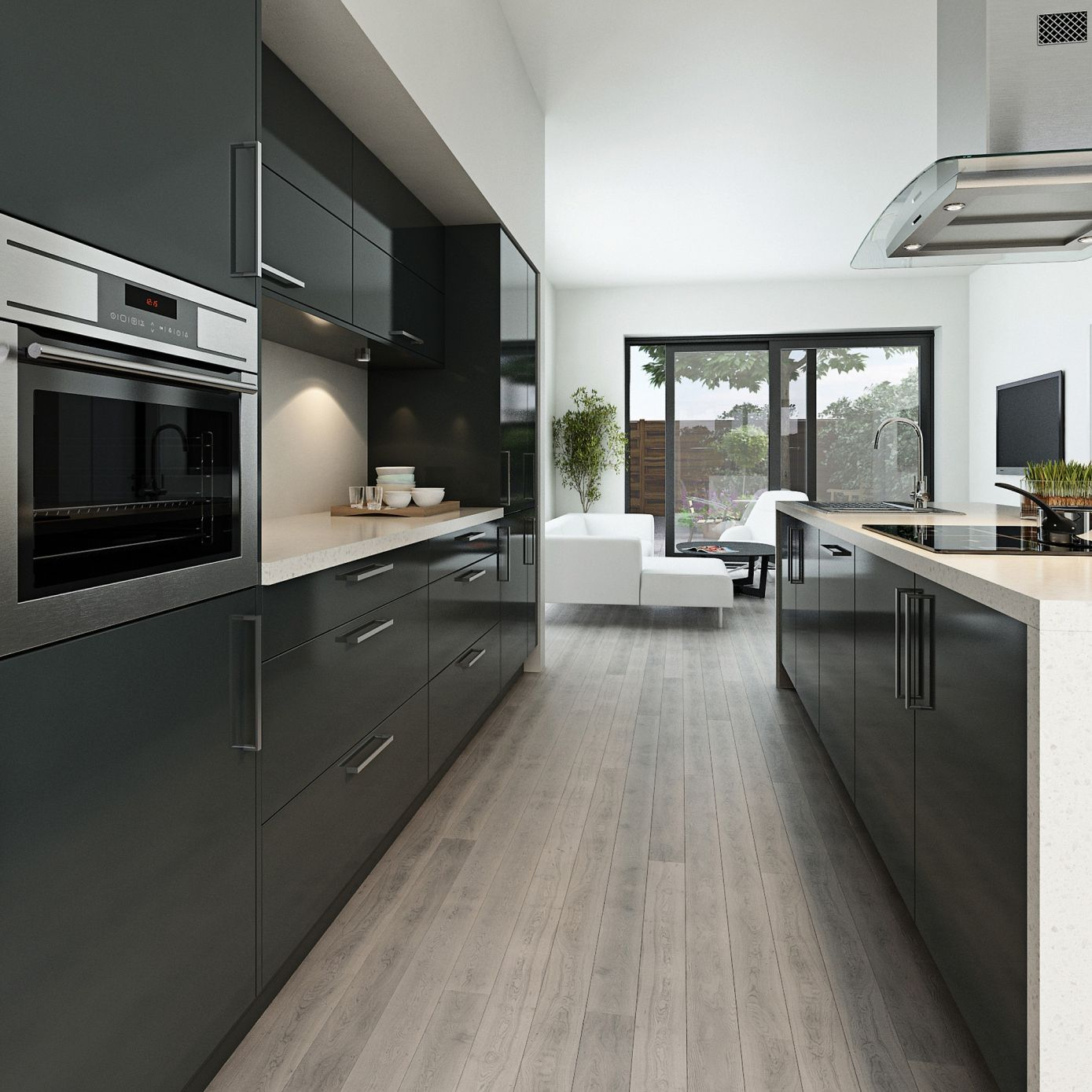 Low Budget Kitchen Cabinets: Pin By Hendro Birowo On Modern Design Low Budget In 2019