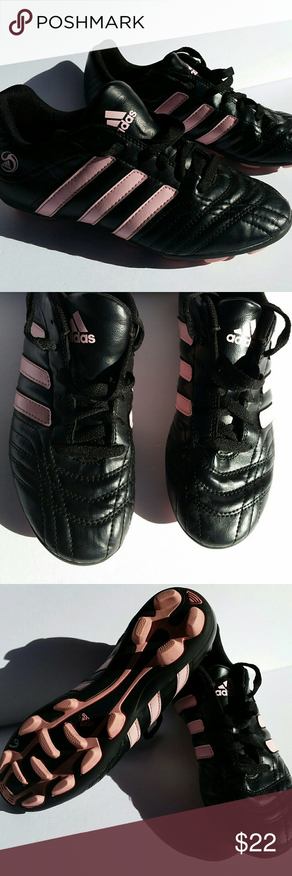Adidas Youth Soccer Cleats Size 5 Youth Soccer Cleats Cleats Shoes Sneakers Adidas
