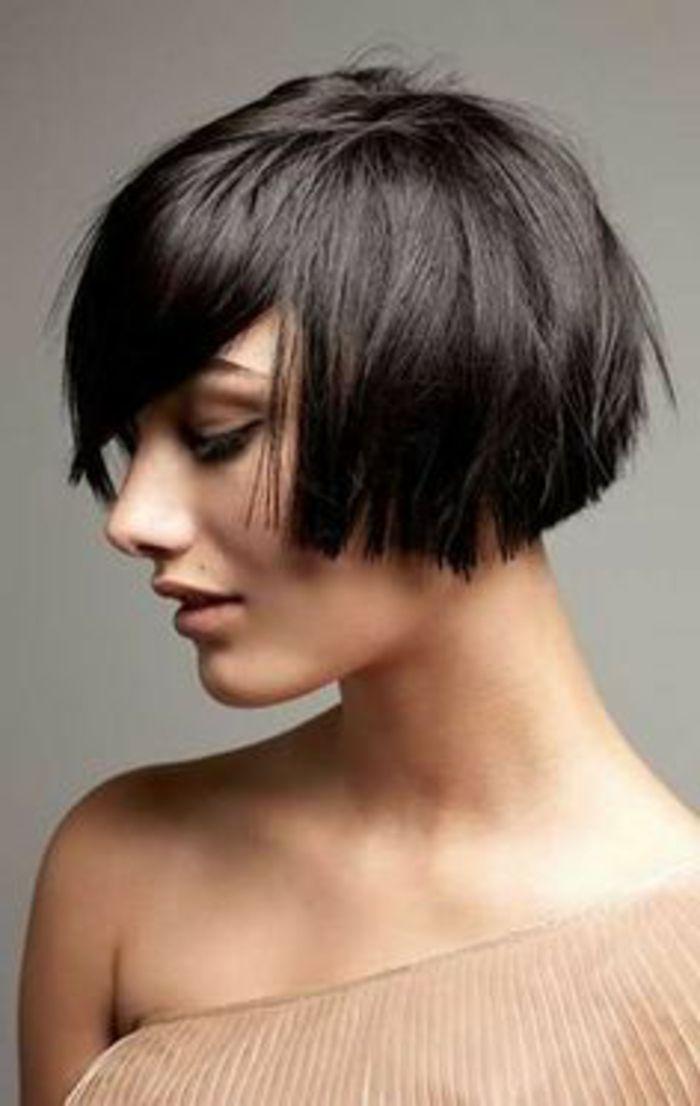 Haare mit cut
