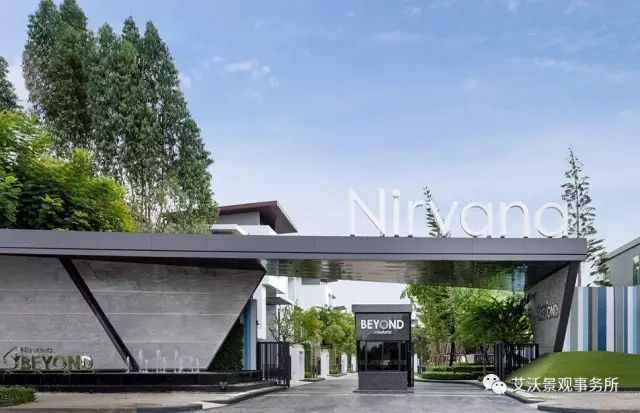 Pin By Vincent Lee On Structure Entrance Gates Design Entrance Design Condominium Entrance