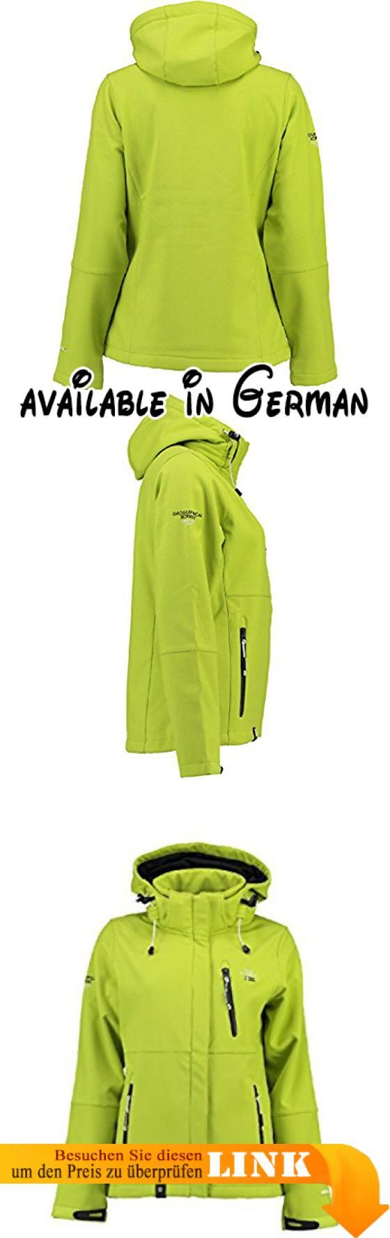Softshell Outdoor Tehouda Geographical Norway Jacke Damen KTFJ31ulc