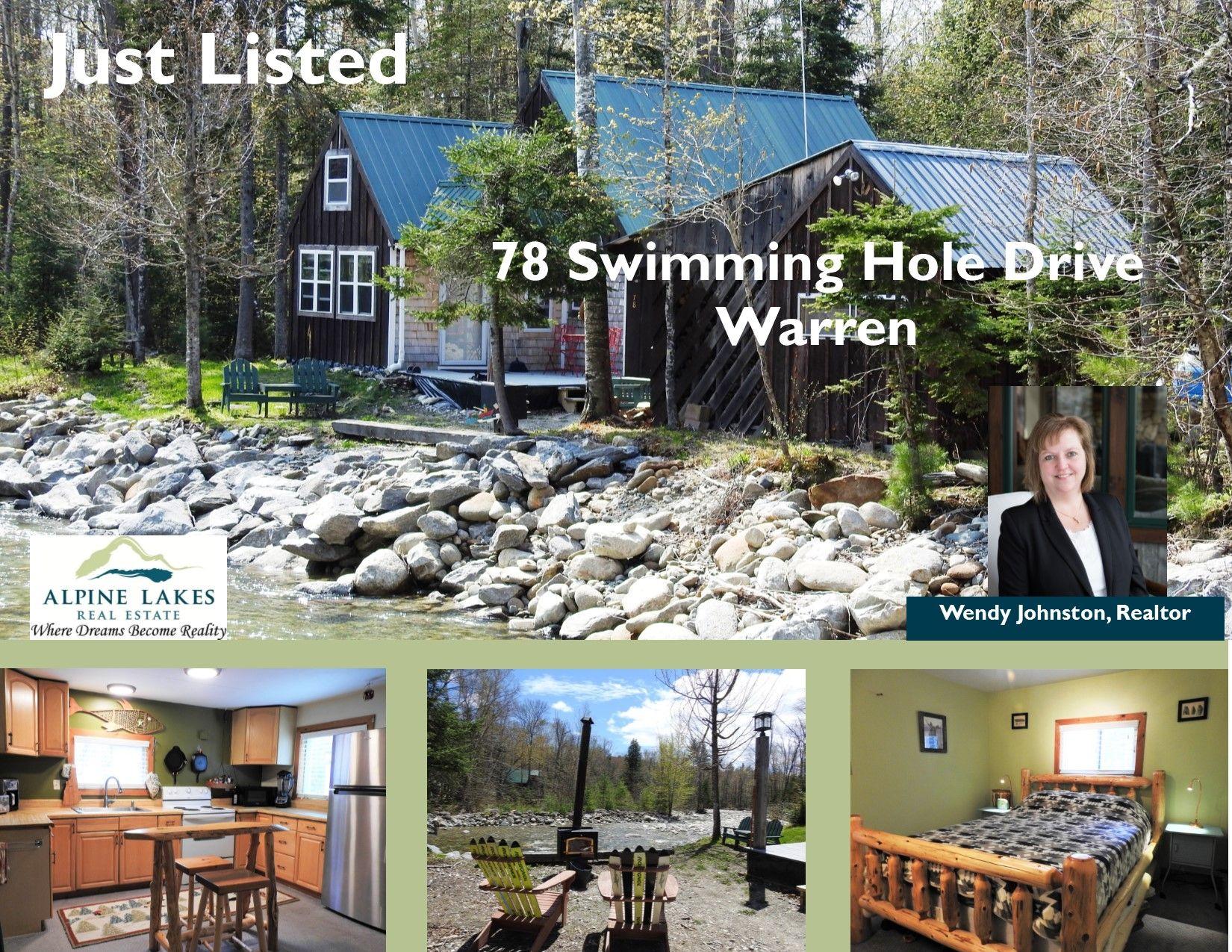 78 Swimming Hill Drive Warren Nh 03279 Alpine Lakes Real Estate Lake Real Estate England Real Estate Vacation Home