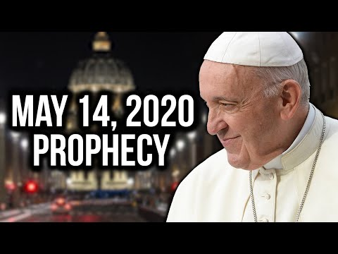 Something Prophetic Is Happening May 14 2020 Youtube