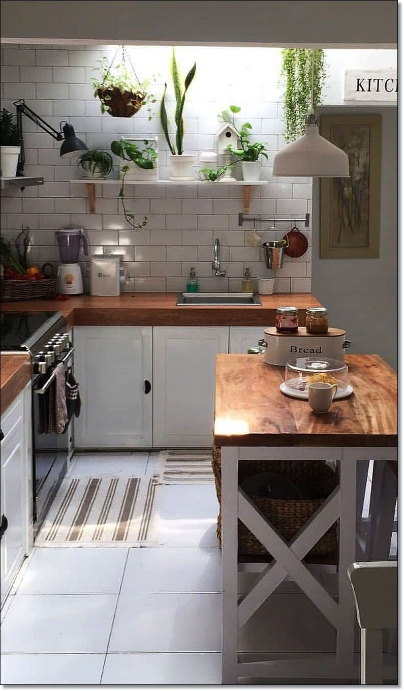 35 Small Kitchen Designs For Kitchen Remodel