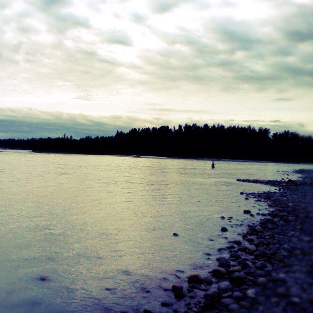 Talkeetna, Alaska.