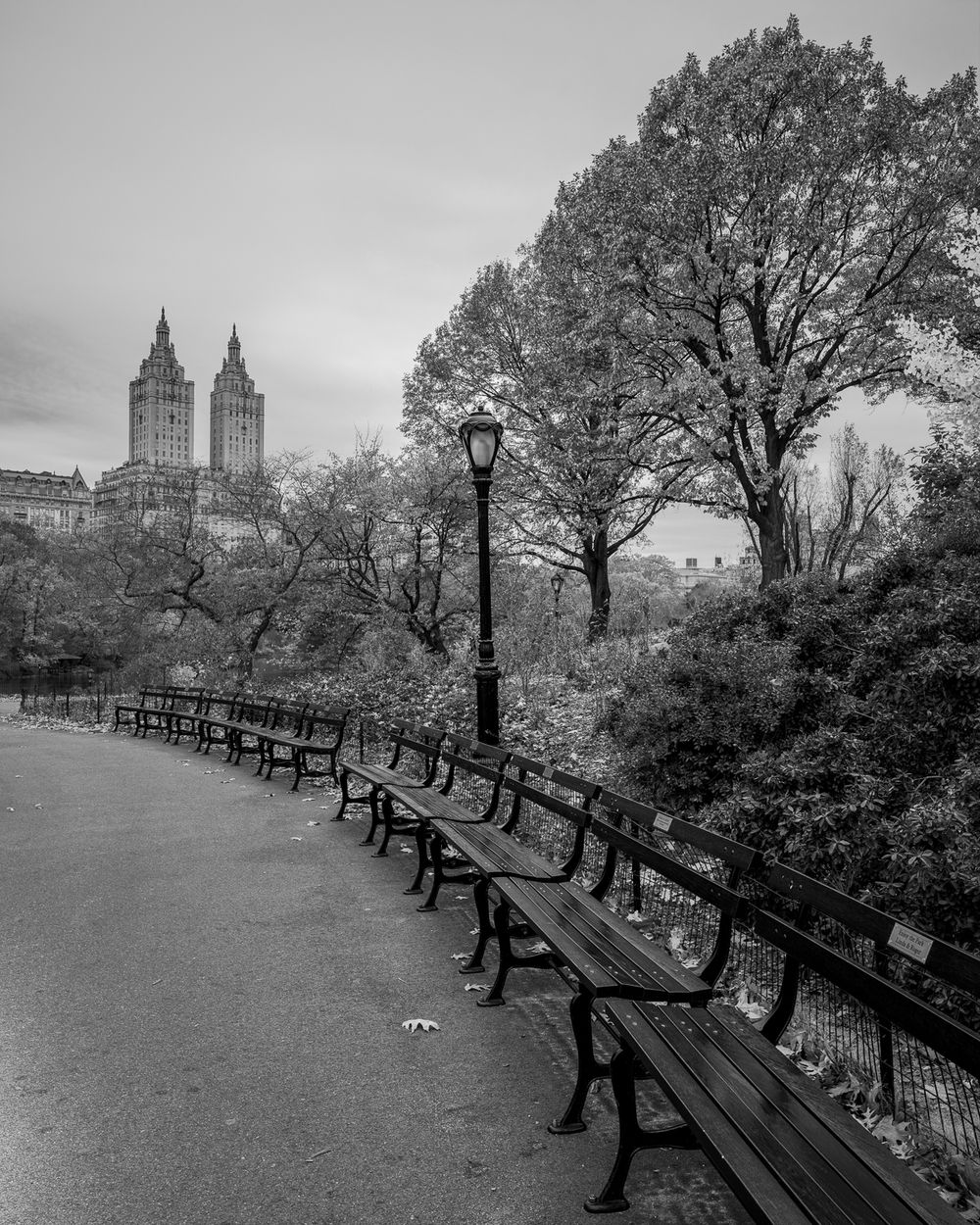 Nyc Central Park Looking Toward San Remo Apts Gotta Love That