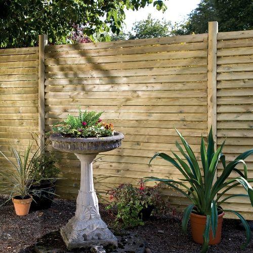 Wooden Garden Timber Fencing And Wooden Fence Panels Wooden Garden Furniture Wooden Garden Garden Deck Fence Design Decorative Garden Fencing Garden Railings