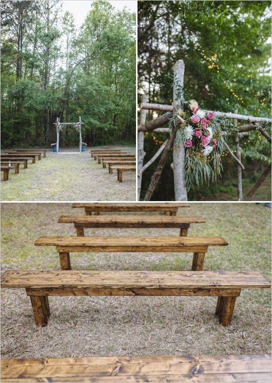 Hip Backyard Wedding Weddingdecor Outdoor Wedding