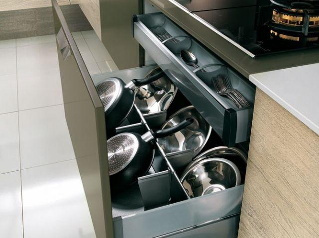 30 meubles de cuisine pour faire le plein de rangements for Accessoire de rangement de cuisine