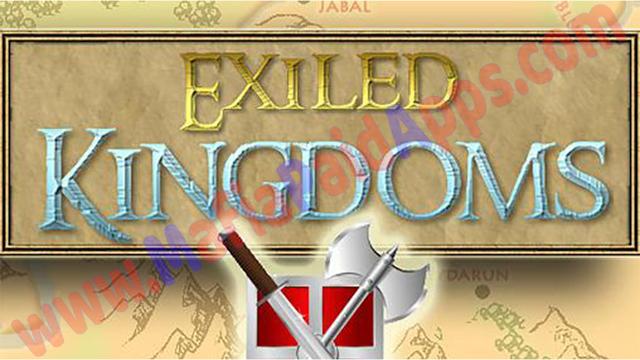 Exiled Kingdoms RPG Full 1.0.1054 Mod (a lot of money) Apk