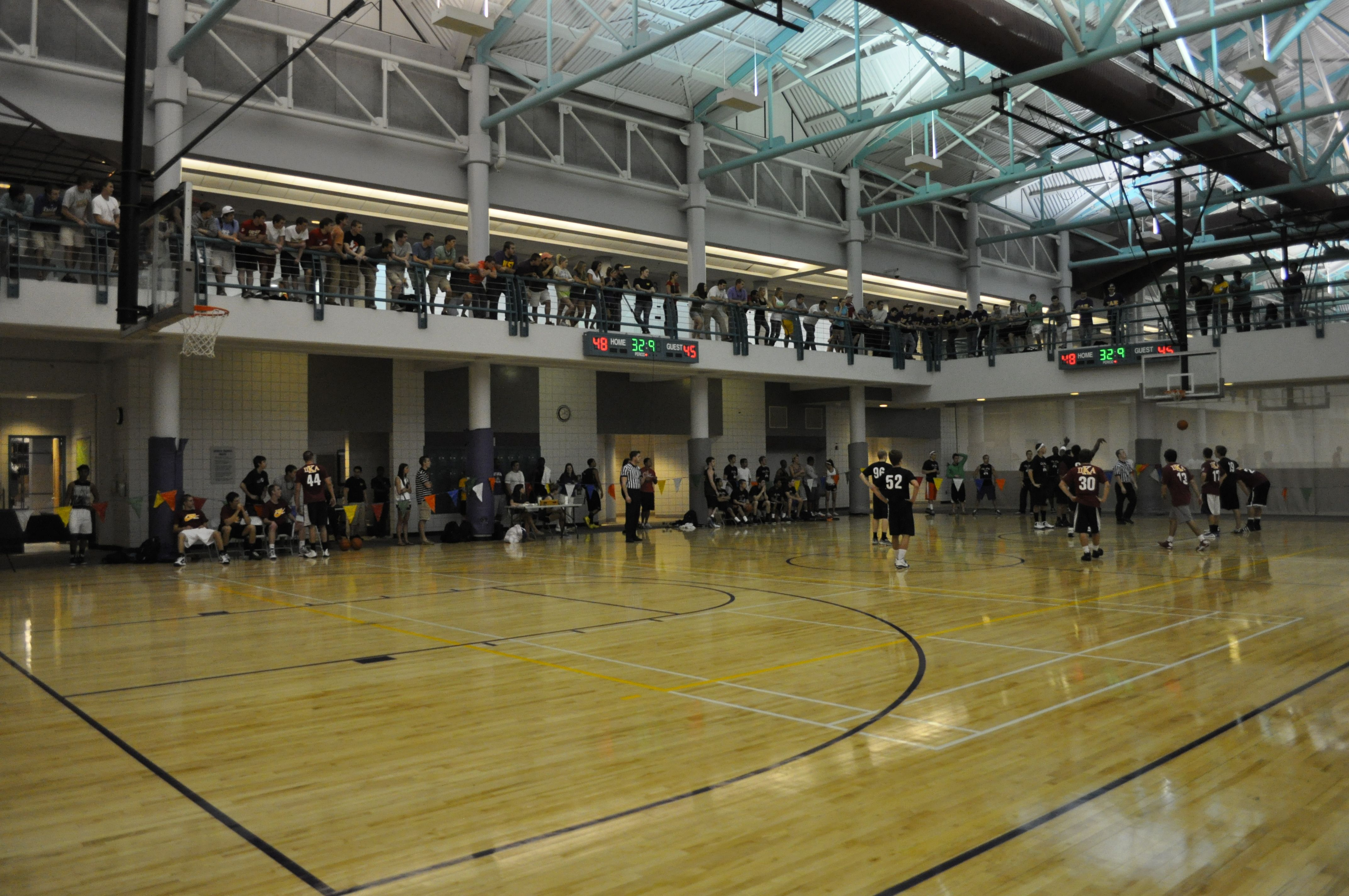 ECUIntramurals Basketball Basketball, Basketball court