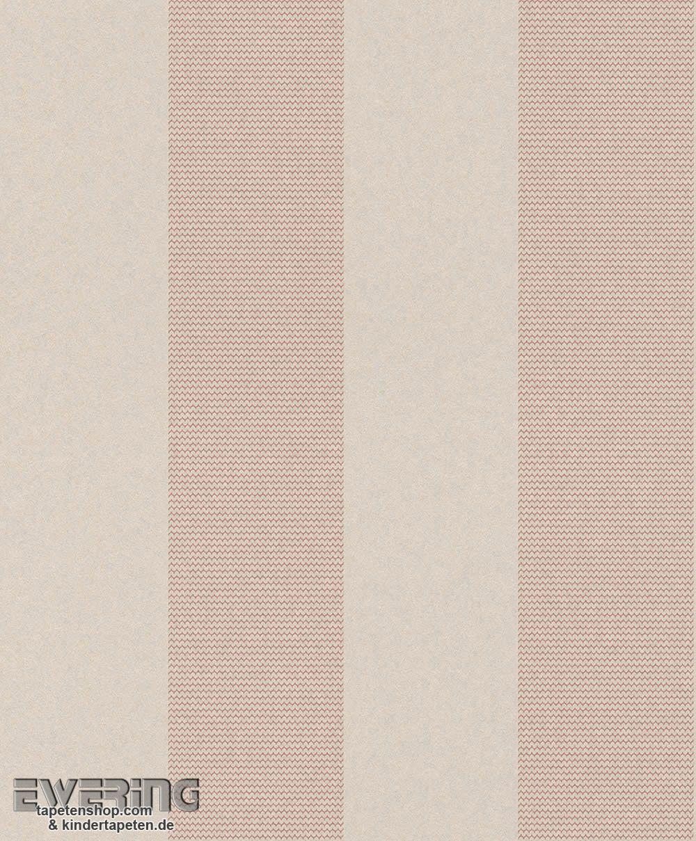 Rasch Textil Amira 23 226033 Streifen Hell Taupe Vliestapete