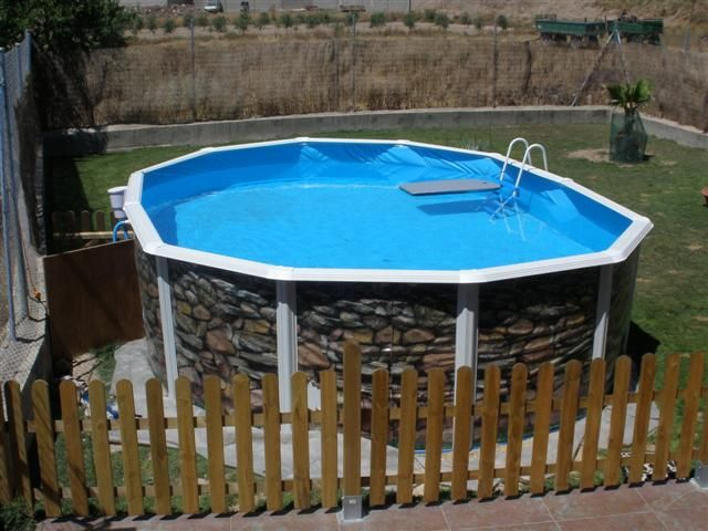 Piscinas baratas desmontables buscar con google - Comprar piscina prefabricada ...