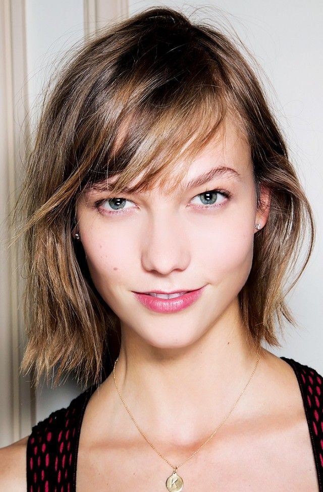 Best Hairstyles For 2017 2018 This Neat Bob With Wispy Bangs Is The