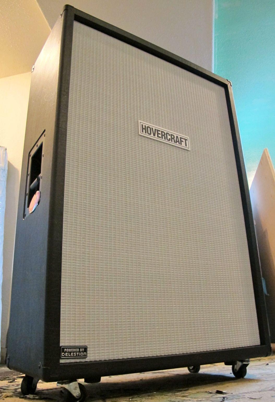 Custom Guitar Speaker Cabinets Hovercraft Amps 6x12 And 4x12 Speaker Cabinets Amps Pinterest