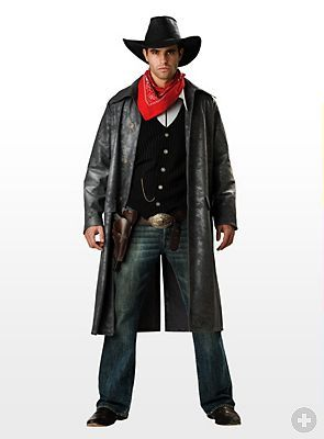 d6125023 Billy the Kid Costume - maskworld.com   For my boy   Wild west ...