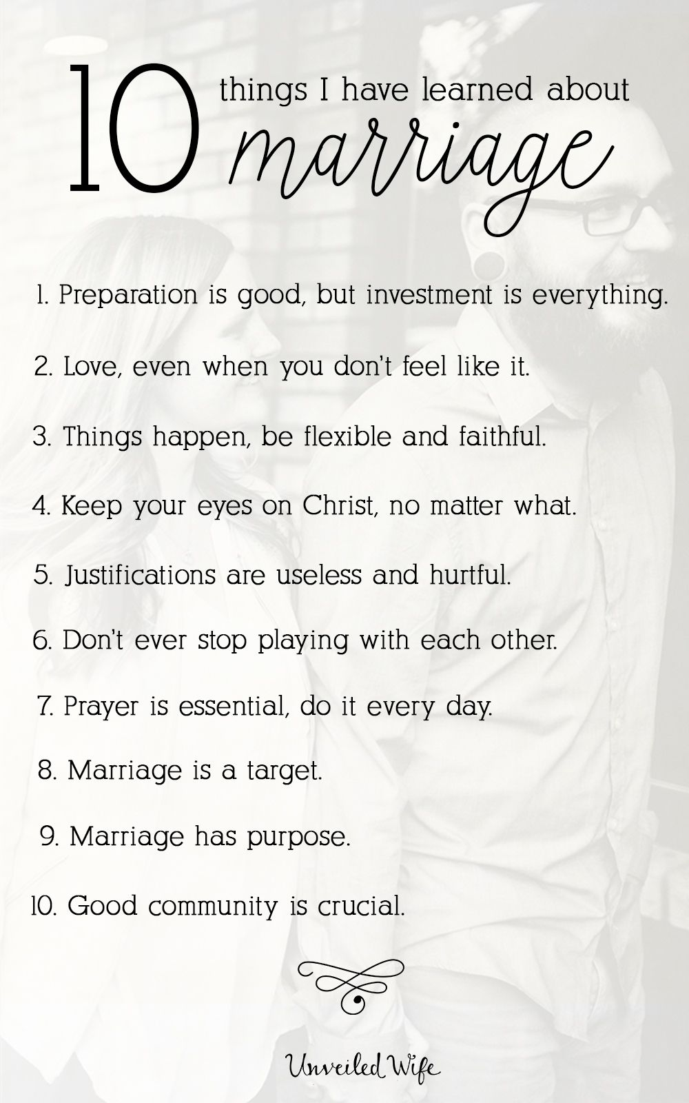 10 Things I Have Learned About Marriage In 9 Years Marriage Tips Marriage Advice Love You Husband